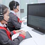 豊洲のキッザニア東京で子供がコールセンターの体験を出来るんだってさ^^;