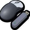 ワイヤレスキーボードとマウスの話、コールセンターはだいたい有線・・・