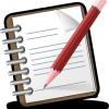 ノートに付箋とかインデックスとか付けてる新人のノートをシュレダーにかけたらどうなるのか