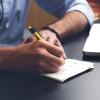 業務知識記録用の私物ノートについて