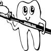 結構綺麗好きなおっさんは多い、職場に電動歯ブラシ持参でトイレで歯磨き